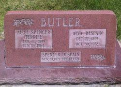 Alva Despain Butler (1895-1938) - Find A Grave Memorial