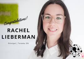 Rachel Lieberman Promoted to Principal - Integral Group