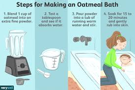how to make your own oatmeal bath