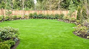 Landscaping A Fenced Yard Western Fence Co