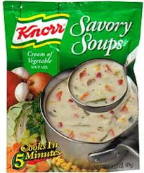 knorr cream of vegetable soup mix 3