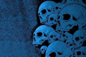 colorful skull wallpapers top free