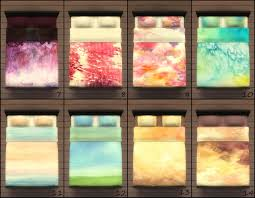 25 watercolor beddings by pearlstitches