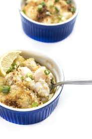 Baked Scallops - The Lemon Bowl®