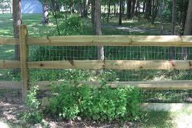3 Rail Split Rail Fence With 2x4 Wire Montana Fence Montana Fence Serving Bozeman Belgrade Manhattan In Sw Montana