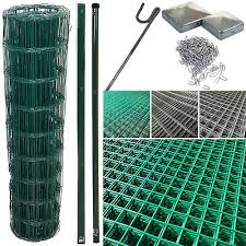 pvc coated wire mesh fencing wire