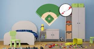 Dry Erase Baseball Field Decals Dezign With A Z