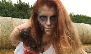 zombie wound makeup tutorial mad like