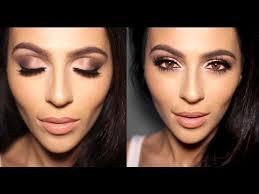 neutral smoky eye makeup tutorial eye