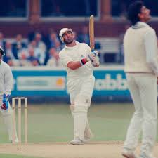 My favourite game: Graham Gooch v India, Lord's 1990 | Sport | The Guardian