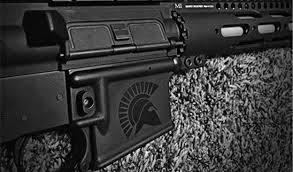 For Your Ar15 Tagged Gun American Die Cut Decals