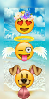 cute emoji wallpapers top free cute