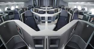 business cl plan for 787