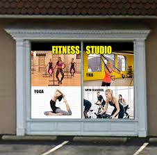 Entry 9 By Alam1984 For Window Decal For Fitness Studio Freelancer