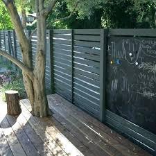 Horizontal Slat Fence Spacing Wood Slat Fences Black Horizontal Slat Fence Chalkboard Fence Design Front Yard Fence Aluminum Fence