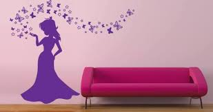 Magic Princess Wall Decals Dezign With A Z