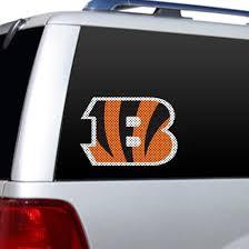 Nfl Cincinnati Bengals Diecut Window Film Window Decal Allposters Com