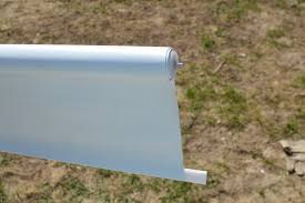 no sew fabric covered roller shade