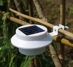 install solar garden lights
