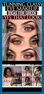 eye makeup ideas for green eyes that