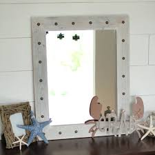 rustic mirror bunkhouse style reclaimed