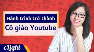 Hành trình học tiếng Anh của cô giáo Youtube - dạy tiếng Anh miễn ...