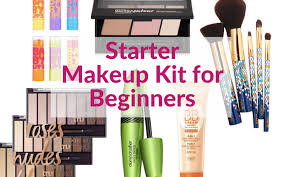 makeup kit for beginners on a budget