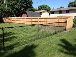 Residential Chain Link 0001 Anchor Fence Fence Installation Company Serving All Of Michigan Since 1892