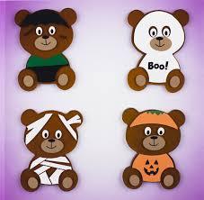 Zoomie Kids Small Beary Scary Window Decal Wayfair
