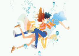 Anime Movie 'Kimi to, Nami ni Noretara' Announces Main Cast ...