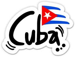 Amazon Com Gt Graphics Express Cuba 3 Vinyl Sticker For Car Laptop I Pad Phone Helmet Hard Hat Waterproof Decal Home Kitchen