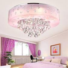 living room round ceiling lamp clear