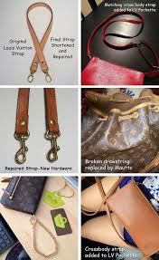 louis vuitton replacement straps and