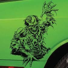 Reaper Skull Hand Graphic Tailgate Hood Window Decal Vehicle Truck Car Suv Vinyl Auto Parts And Vehicles Car Truck Graphics Decals Magenta Cl