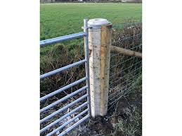 Ox Straining Posts Precast Concrete Ox Strain Posts Maintenance Free