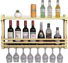 lyn up bottle wine rack wall mounted