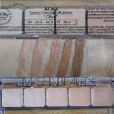 rcma 5 series foundation palettes