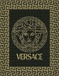 versace crochet pattern
