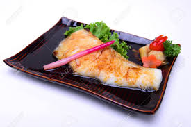 Gindara Teriyaki , Grilled Black Cod ...