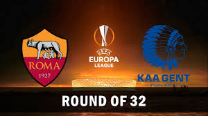 AS Roma vs Gent | UEFA Europa League 2019/2020