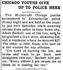 Adam becket E.I. 9/18/36 chicago - Newspapers.com