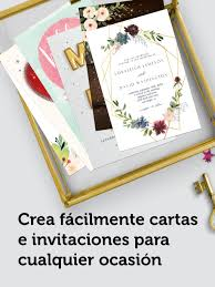 Hacer Tarjetas De Invitacion Digitales Gratis For Android