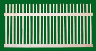 Eastern White Cedar Fence Classic Victorian Western Red Cedar Picket Fence