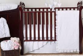 white eyelet baby bedding 11pc crib