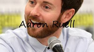 How to Pronounce Aaron Ruell? - YouTube