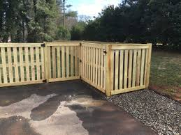 Fence Styles Offered By Charlotte Dreamscapes Charlotte Dreamscapes