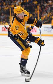Ryan Johansen Signs Eight-Year Contract With Nashville Predators   Pro  Hockey Rumors