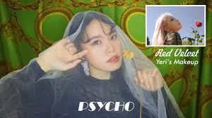 psycho yeri makeup tutorial