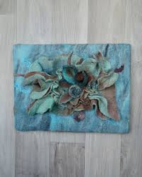 textile wall hanging a 3d picture from