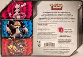 Pokemon TCG: Power Partnership Tin, GARCHOMP & GIRATINA GX